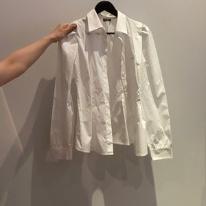 Armani Jeans Button Down Shirt Limited Edition